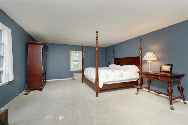 2924 Sinclair Wood Drive Indianapolis IN 46240 | MLS 21716648 | photo 17