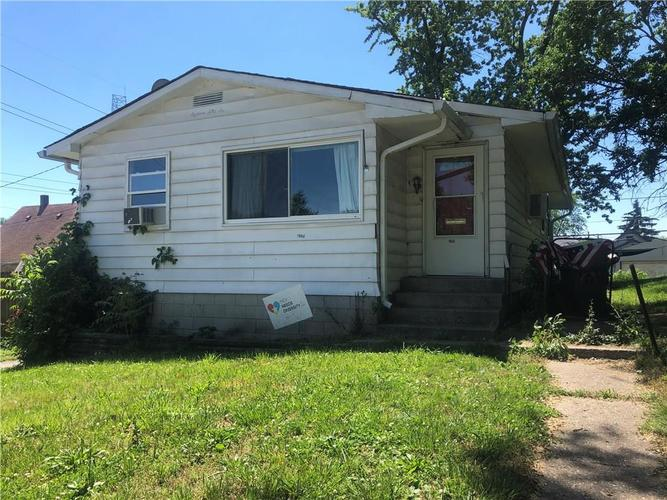1866 NEW Street Indianapolis IN 46203   MLS 21716669   photo 1