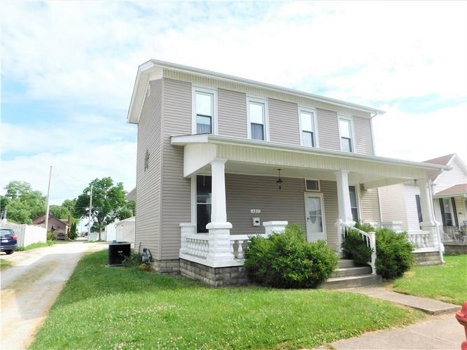 132 W Central Avenue Greensburg, IN 47240 | MLS 21716890