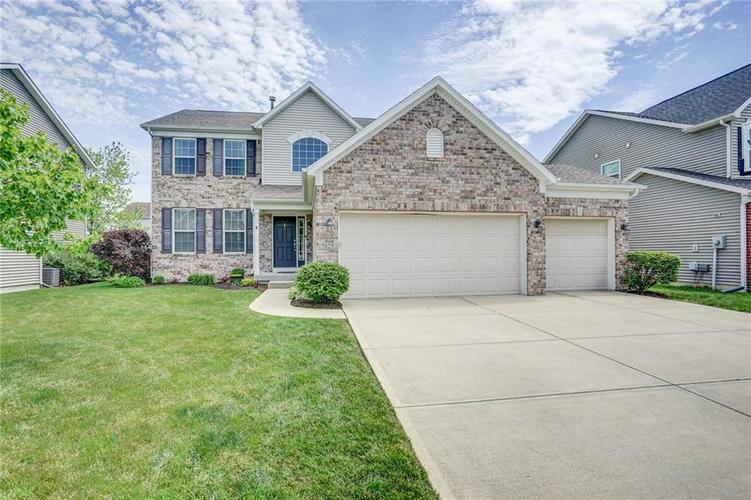 7825  Wahlberg Drive Zionsville, IN 46077 | MLS 21718129