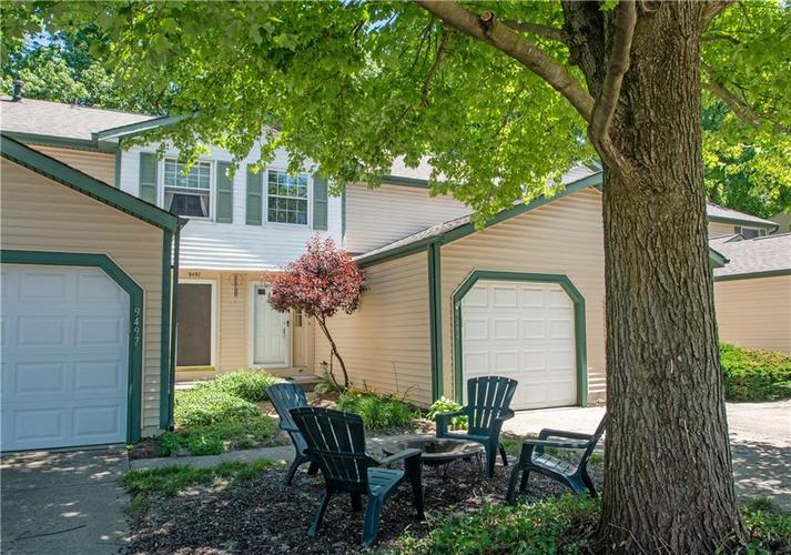 9495 Timber View Drive Indianapolis in 46250 | MLS 21718207 | photo 1
