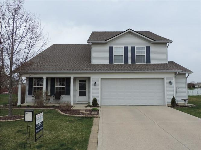 2332 FOXTAIL Drive Plainfield IN 46168 | MLS 21718344 | photo 1