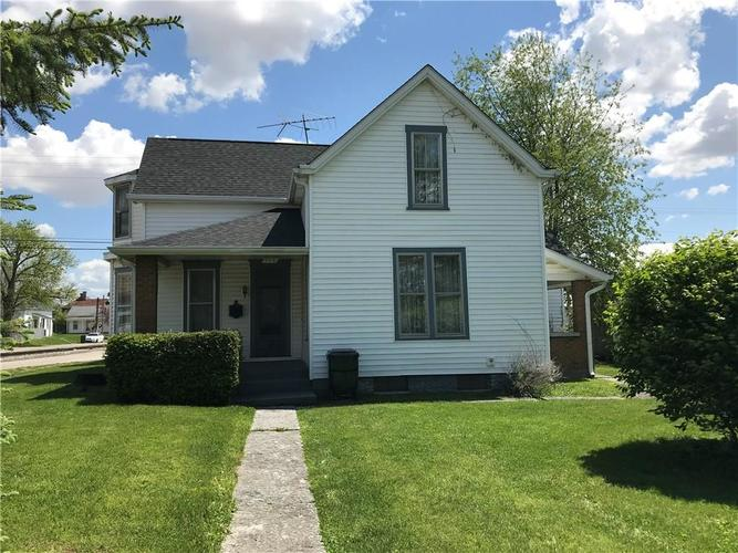 208 S Franklin Street Greensburg, IN 47240 | MLS 21718514