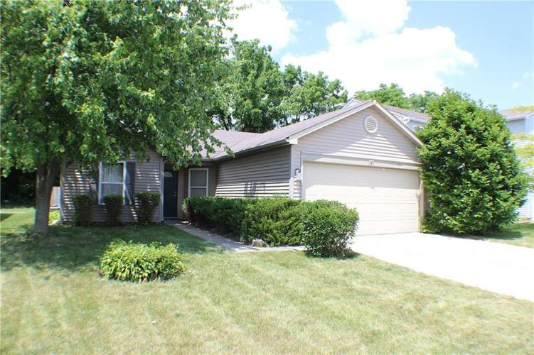 8914 Limberlost Court Camby IN 46113 | MLS 21718559 | photo 1