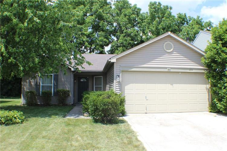 8914 Limberlost Court Camby IN 46113 | MLS 21718559 | photo 2