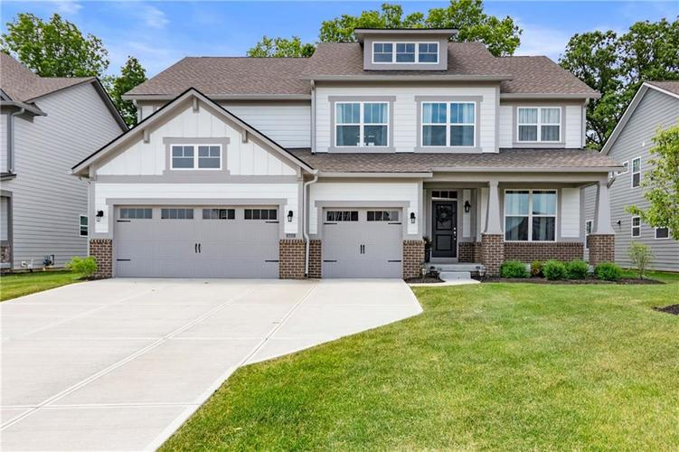 16403 Dominion Drive Fortville IN 46040 | MLS 21718709 | photo 1