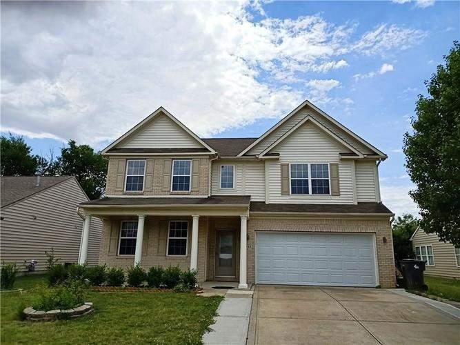 6543  HERITAGE HILL Drive Indianapolis, IN 46237 | MLS 21718852