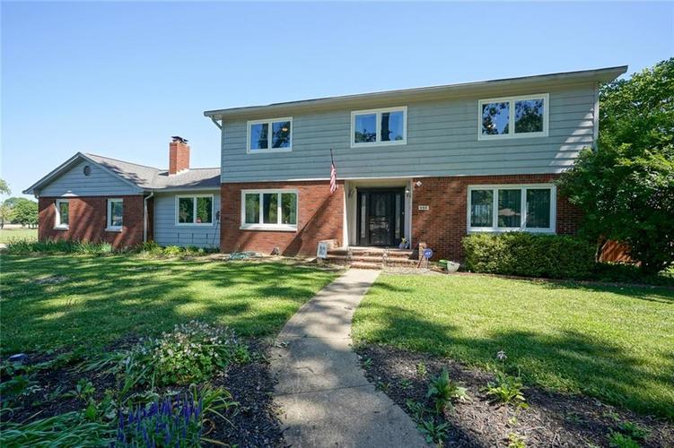 466 W HILL VALLEY Drive Indianapolis, IN 46217 | MLS 21719017