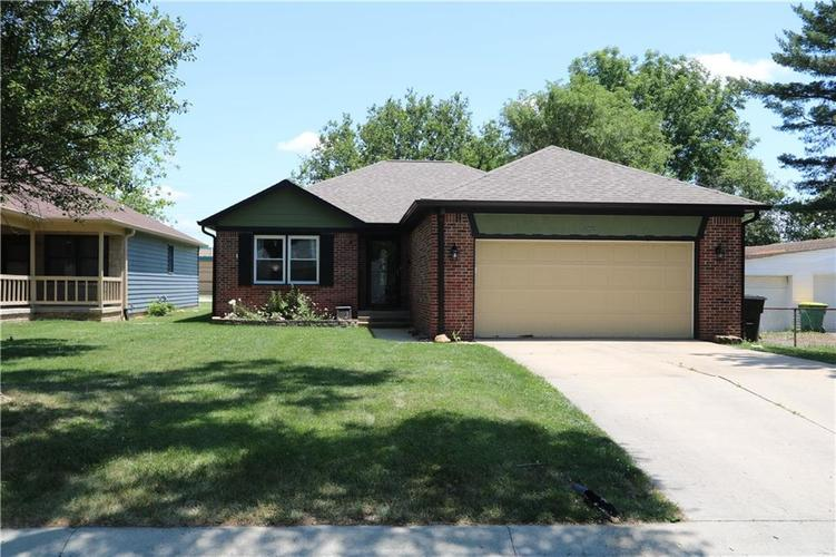 409 S GRANT Street Brownsburg IN 46112 | MLS 21719036 | photo 1