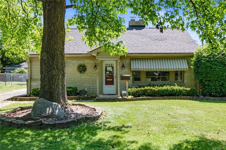 255 N Routiers Avenue Indianapolis IN 46219 | MLS 21719091 | photo 1