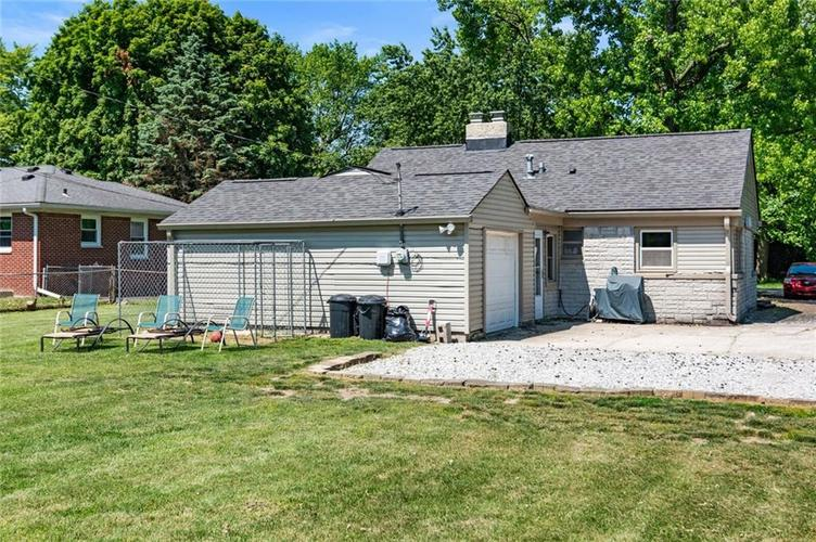 255 N Routiers Avenue Indianapolis IN 46219 | MLS 21719091 | photo 3