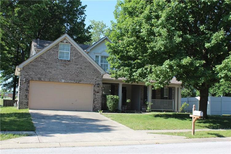 7223 Rolling Hills Drive Indianapolis IN 46214 | MLS 21719095 | photo 1