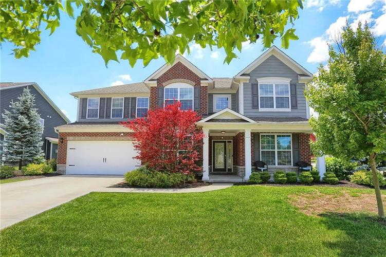 19634 Wagon Trail Drive Noblesville IN 46060 | MLS 21719157 | photo 1