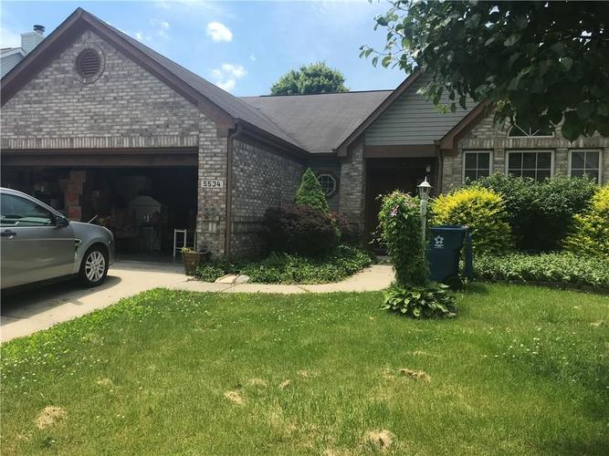 5534 Foxtail Court Indianapolis IN 46221 | MLS 21719212 | photo 1