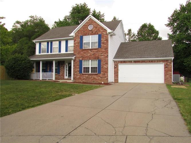 5847 Trophy Oaks Court Indianapolis IN 46237 | MLS 21719220 | photo 1