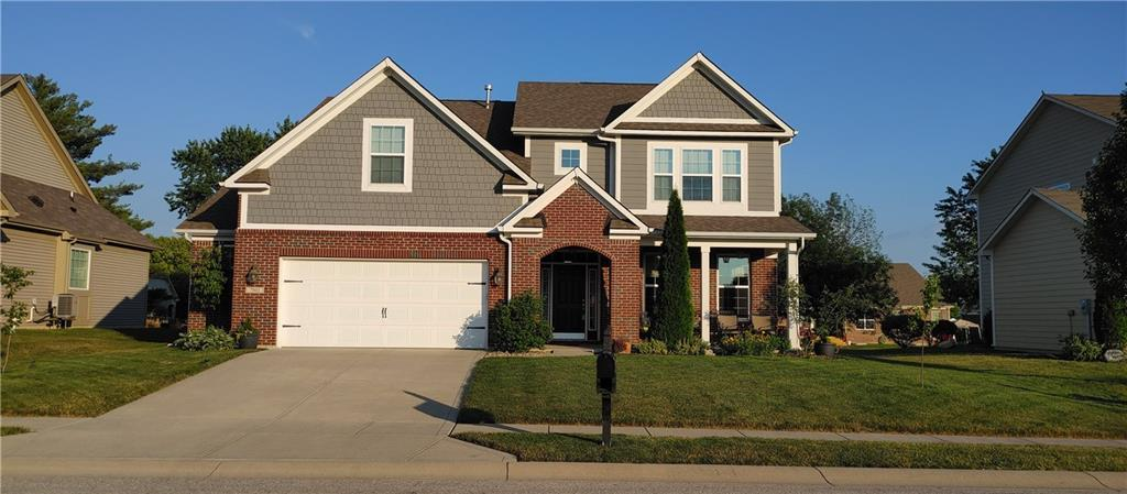 7803 Dartmouth Court Brownsburg IN 46112 | MLS 21719236 | photo 1