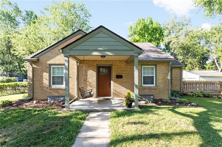 1313 E 57th Street Indianapolis IN 46220 | MLS 21719341 | photo 1