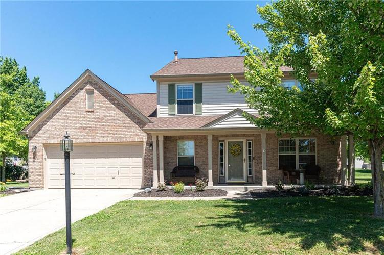 32  Nelson Circle Brownsburg, IN 46112 | MLS 21719467