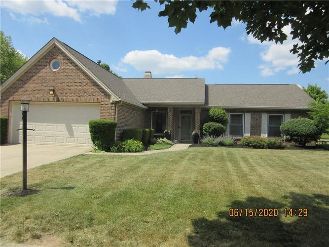 5208 Jerry Court Indianapolis IN 46254 | MLS 21719539 | photo 1