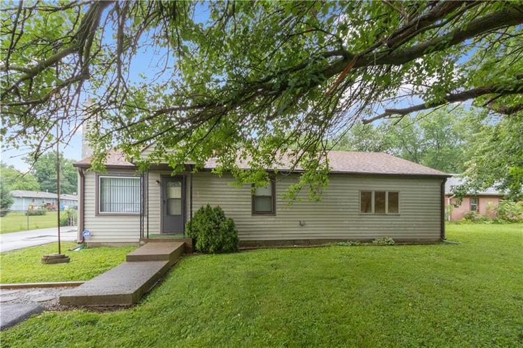 4815 Plainfield Avenue Indianapolis IN 46241 | MLS 21719636 | photo 1