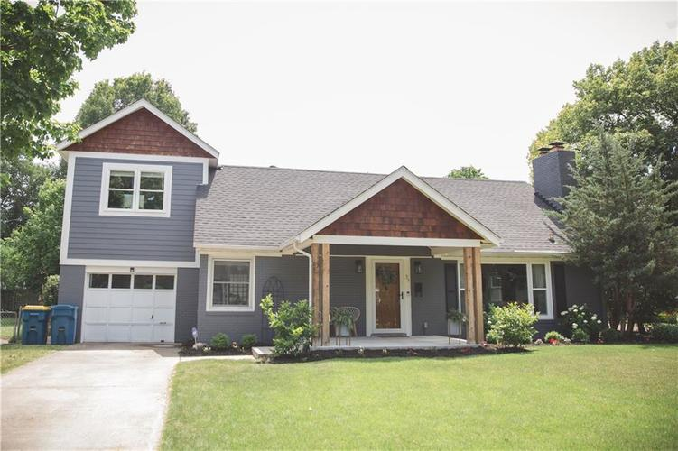 31 W 58th Street Indianapolis IN 46208 | MLS 21719737 | photo 1