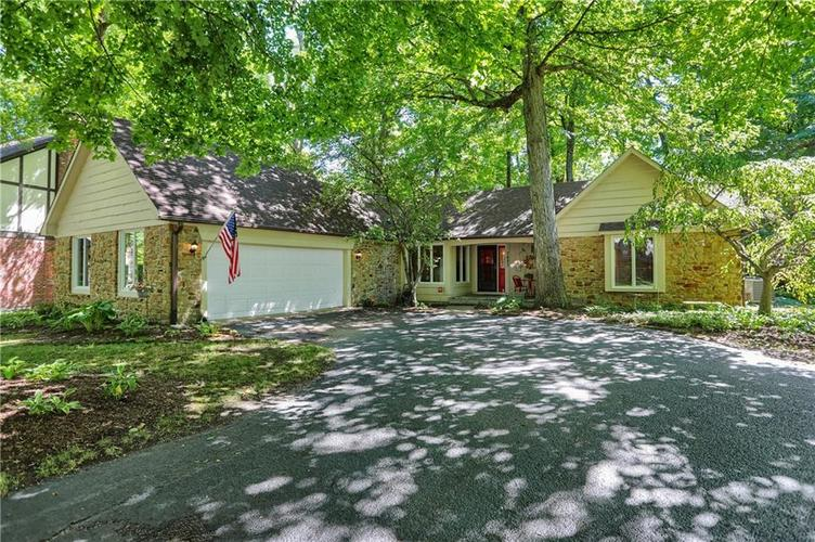 7421  Wood Stream Drive Indianapolis, IN 46254 | MLS 21719826