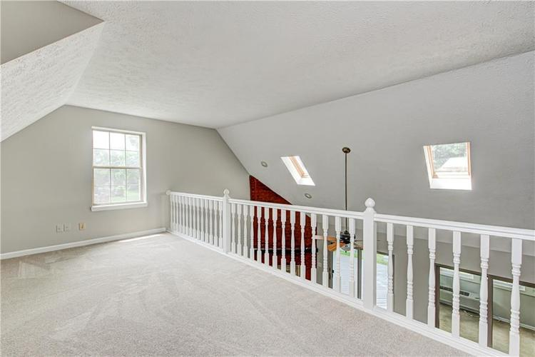 7560 W PINESPRINGS Drive Indianapolis IN 46256 | MLS 21719880 | photo 30