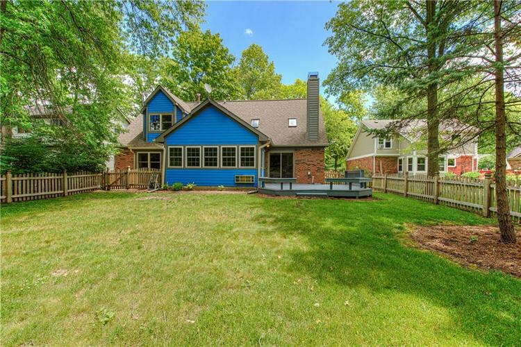 7560 W PINESPRINGS Drive Indianapolis IN 46256 | MLS 21719880 | photo 46
