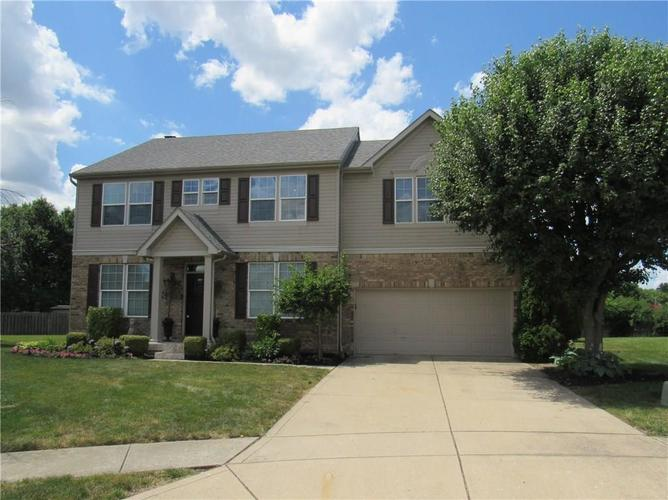 2310 Cole Wood Court Indianapolis IN 46239 | MLS 21719920 | photo 1