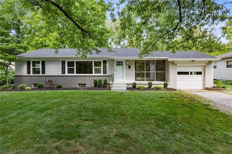5813 N Rural Street Indianapolis IN 46220 | MLS 21719931 | photo 1