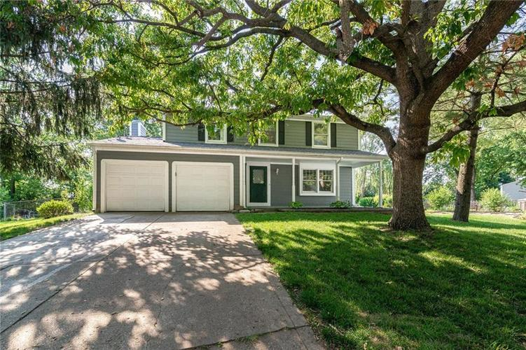 5174  Overland Court Indianapolis, IN 46268 | MLS 21720079