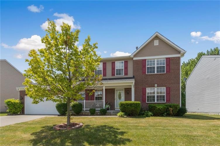 10817 Greenleaf Drive Indianapolis IN 46229 | MLS 21720649 | photo 1
