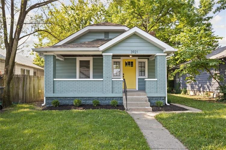 3921 E 11th Street Indianapolis IN 46201 | MLS 21720699 | photo 1