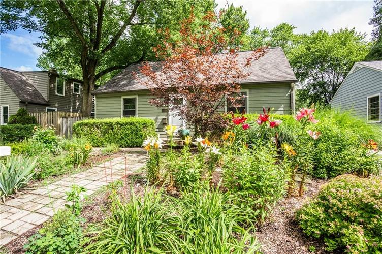 1808 E 64th Street SOUTH Drive Indianapolis IN 46220 | MLS 21720816 | photo 1