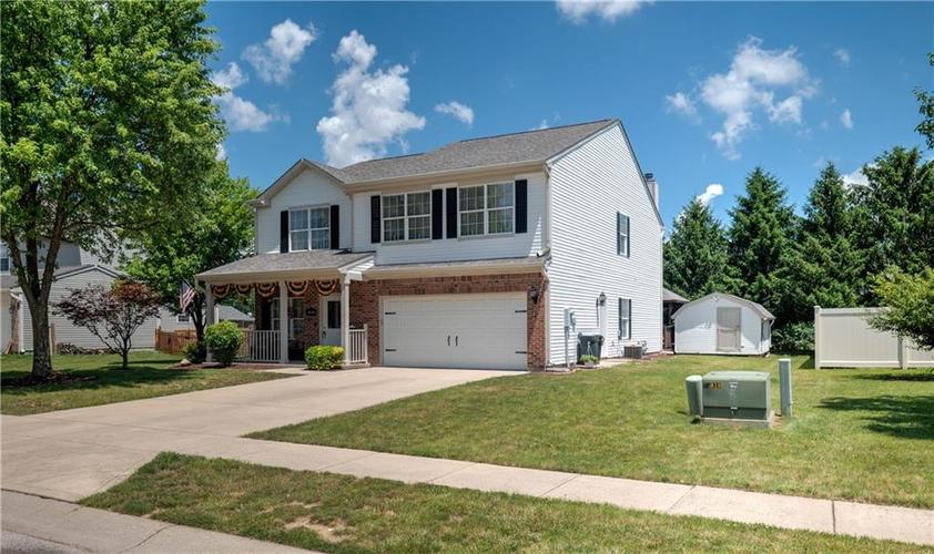 5965  Pennekamp Court Plainfield, IN 46168 | MLS 21720825