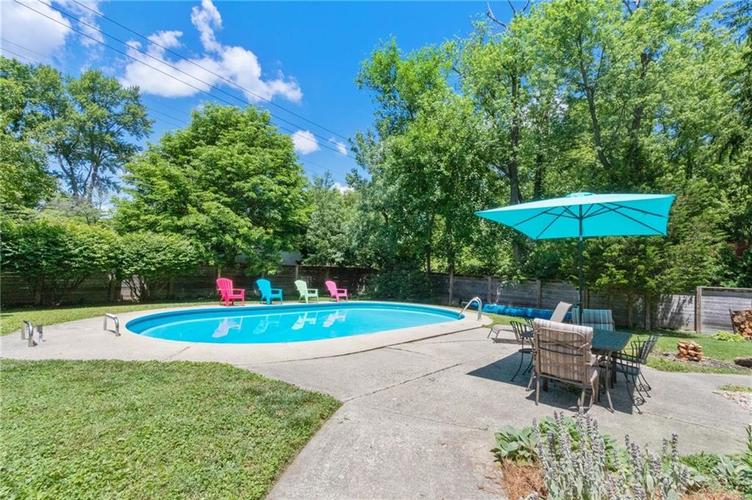 6330 Spring Mill Road Indianapolis IN 46260 | MLS 21720835 | photo 41