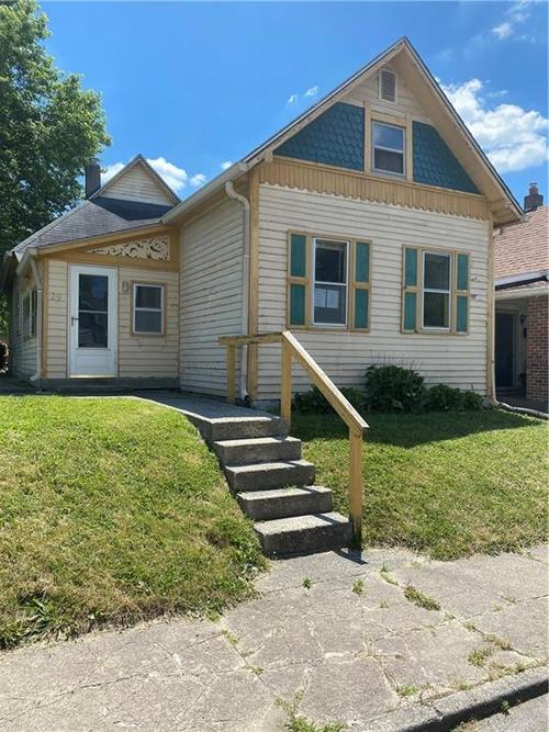 29 E CAVEN Street Indianapolis IN 46225 | MLS 21720875 | photo 1