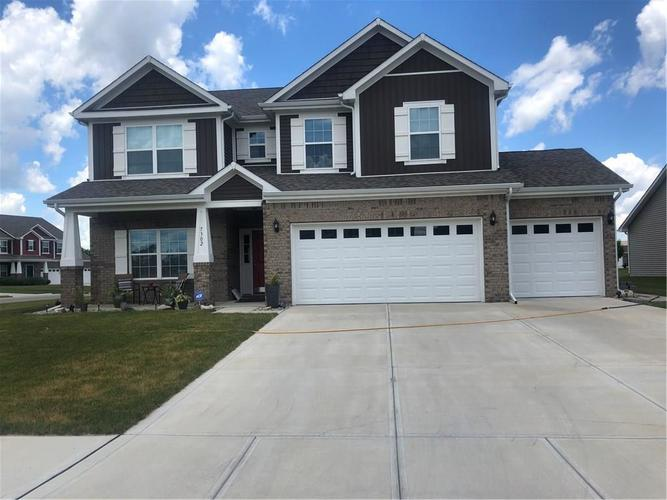 7302 Merrick Drive Brownsburg IN 46112 | MLS 21720983 | photo 1