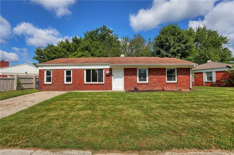 2314  Courtney Road Indianapolis, IN 46219 | MLS 21721034