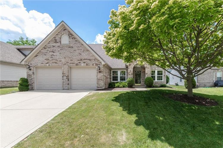7119 Topp Creek Court Indianapolis IN 46214 | MLS 21721092 | photo 1