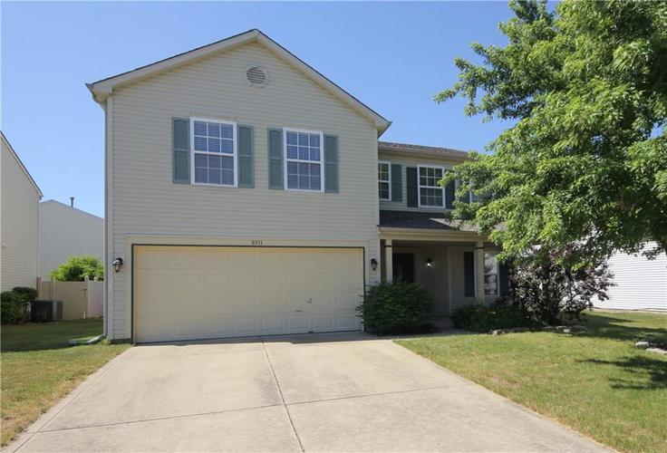 8911 Browns Valley Lane Camby IN 46113 | MLS 21721121 | photo 1