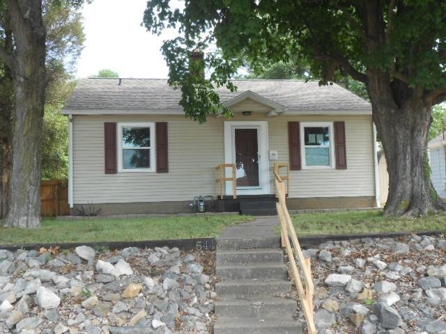 544 Negley Avenue Evansville IN 47711 | MLS 21721144 | photo 1