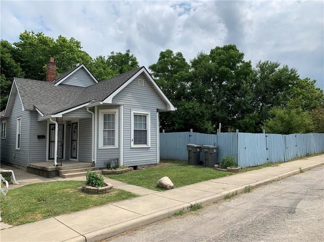 922 Cottage Avenue Indianapolis IN 46203 | MLS 21721146 | photo 1