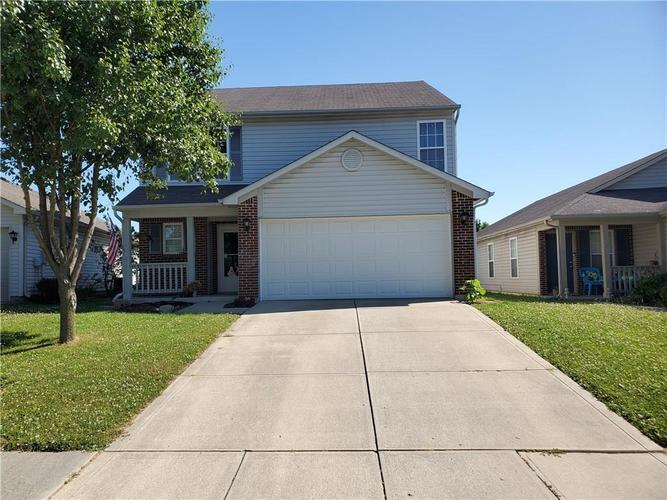 5426 Dollar Forge Court Indianapolis IN 46221 | MLS 21721237 | photo 1