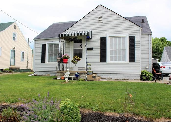 348 W 38th Street Anderson IN 46013 | MLS 21721522 | photo 1