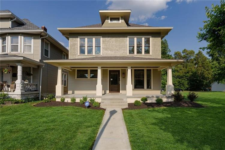 2435 N College Avenue Indianapolis IN 46205 | MLS 21721608 | photo 1