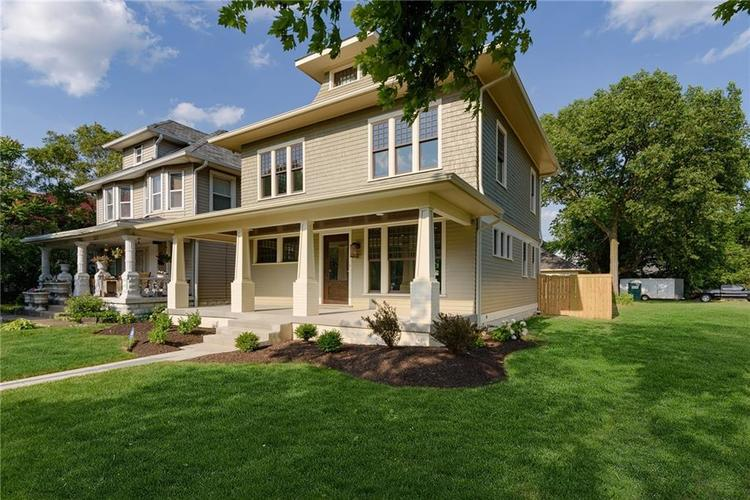 2435 N College Avenue Indianapolis IN 46205 | MLS 21721608 | photo 2