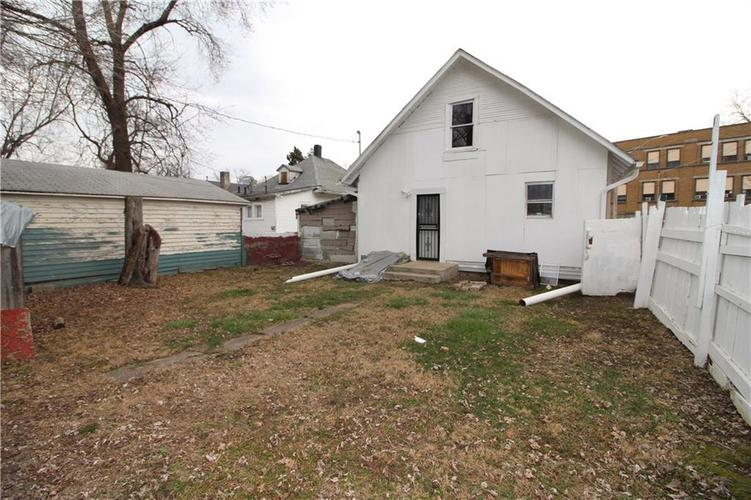1824 N Parker Avenue Indianapolis IN 46218   MLS 21721848   photo 3