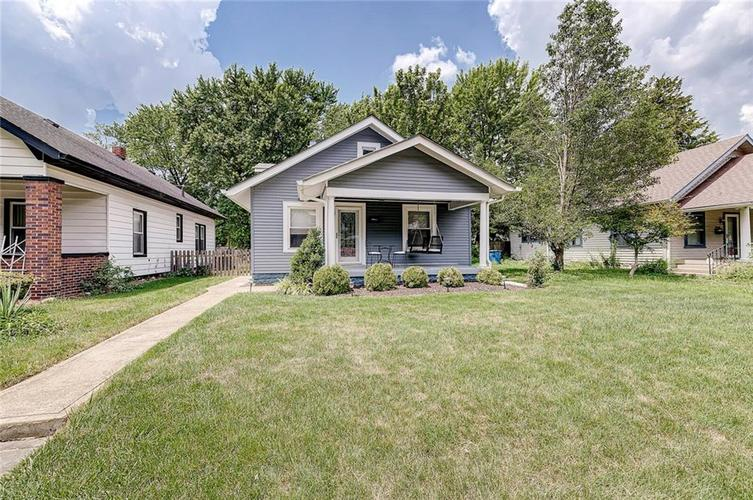 5016 N Guilford Avenue Indianapolis IN 46205 | MLS 21722116 | photo 2