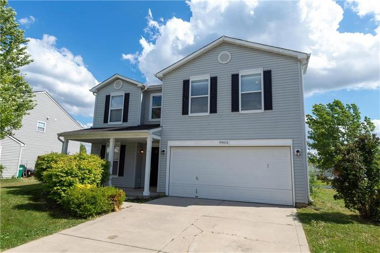 9855 Big Bend Drive Indianapolis IN 46234 | MLS 21722209 | photo 1